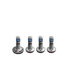 BT Freelance XT3500 Quad Telephone Reviews