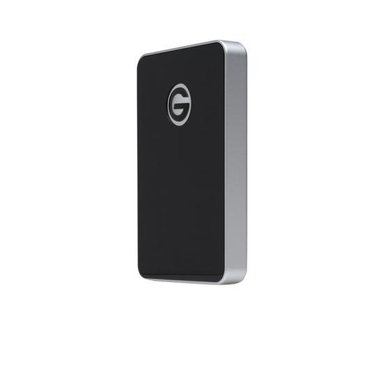 G-TECHNOLOGY G-Drive Portable Hard Drive - 500GB, Black