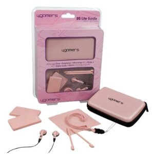 Photo of Nintendo Ds Lite Pink Accessory Kit Nintendo DS Games Console Accessory