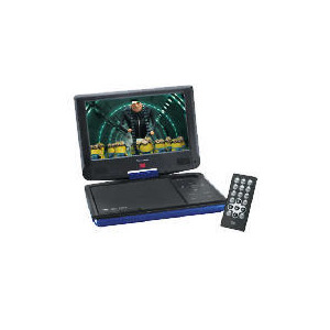 Photo of Technika TK9PDVDSS11 Portable DVD Player