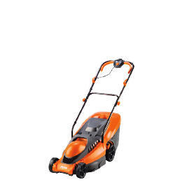 Flymo Chevron 34x electric rotary lawn mower Reviews