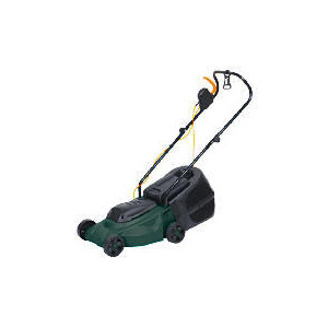 Photo of Powerforce Electric Rotary Lawn Mower Garden Equipment