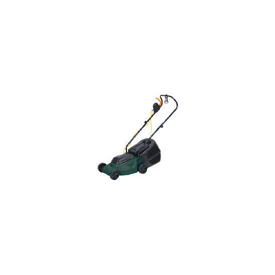 Powerforce electric rotary lawn mower