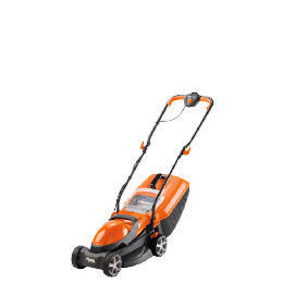 Flymo Chevron 32vc electric rotary lawn mower Reviews