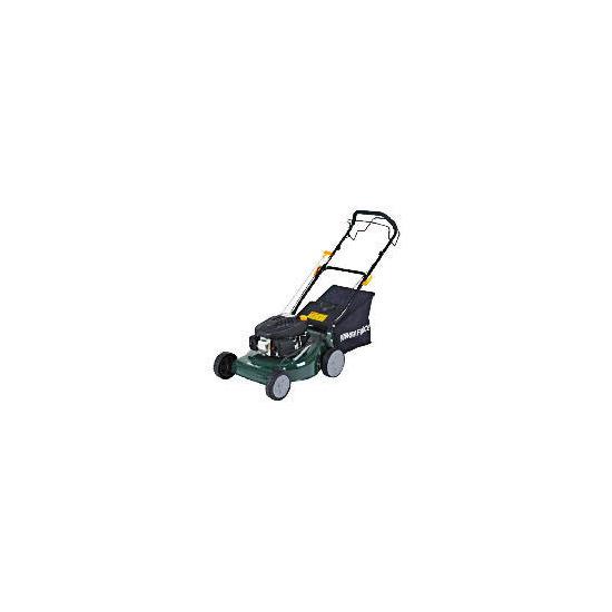 Powerforce self propelled petrol lawn mower