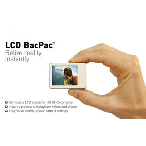 Photo of GoPro LCD BacPac Camcorder Accessory