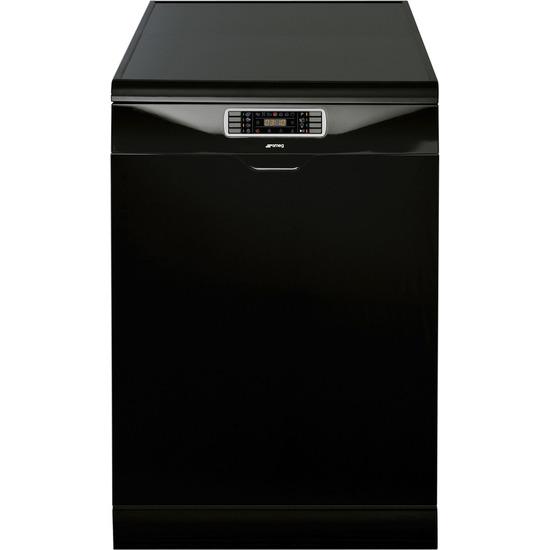SMEG DF6FABP2 Cream freestanding dishwasher