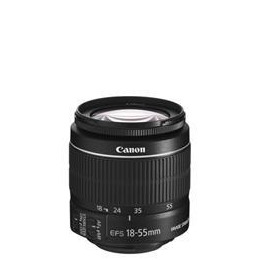 Canon EF-S 18-55mm f3.5-56 IS MkII  Reviews