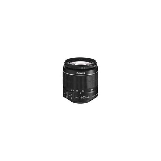 Canon EF-S 18-55mm f3.5-56 IS MkII