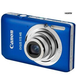 Canon Ixus 115 HS Reviews