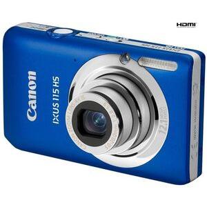 Photo of Canon IXUS 115 HS Digital Camera