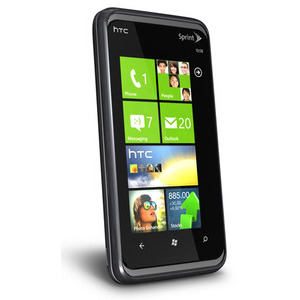Photo of HTC 7 Pro Mobile Phone