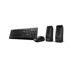 Genius KMS-U130 Keyboard Mouse and Speaker Combo Reviews