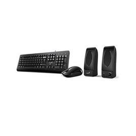 Genius KMS-U130 Keyboard Mouse and Speaker Combo Reviews