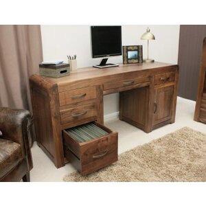 Photo of Baumhaus CDR06B Shiro Computer Desk