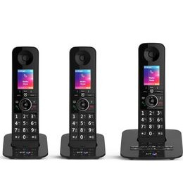 BT Premium 090631 Cordless Phone - Triple Handsets Reviews