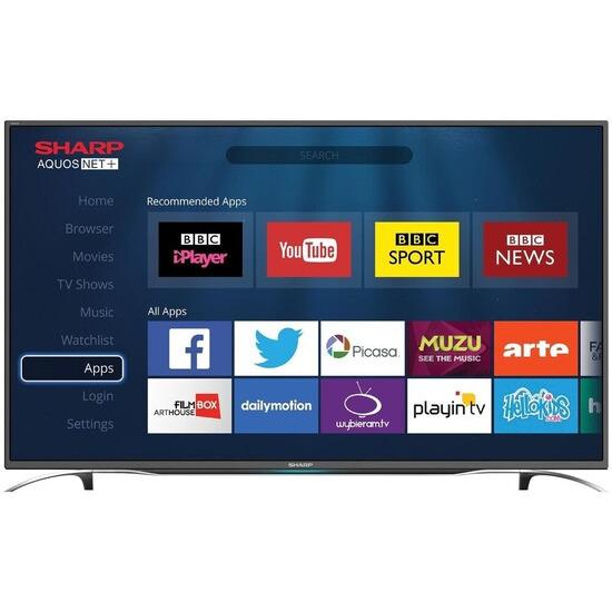 Sharp LC-40CFE6352E 40 Full HD 1080p Smart D-LED TV
