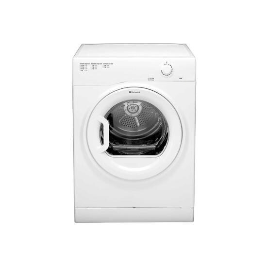 Hotpoint TVFM70BGP 7kg Freestanding Vented Tumble Dryer Polar