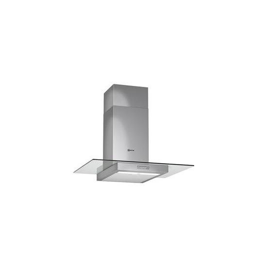 NEFF D87ER22N0B Chimney Cooker Hood - Stainless Steel