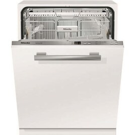 Miele G4268SCViXXL 14 Place Fully Integrated Dishwasher With Cutlery Tray Reviews