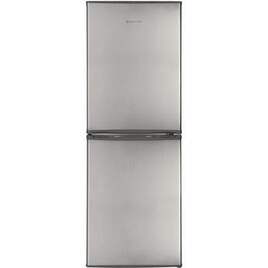 Russell Hobbs RH50FF144SS Freestanding 144cm Tall Fridge Freezer - Stainless Steel Reviews