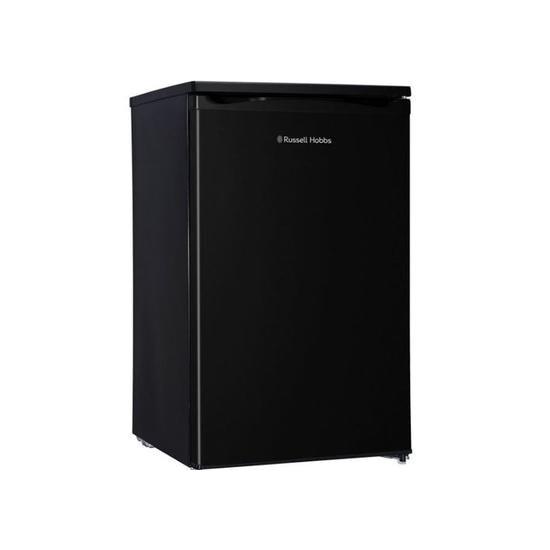 Russell Hobbs RHUCFZ3B 50cm Wide Undercounter Freezer Black