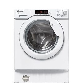 Candy CBWM914S-80 Integrated 9 kg 1400 Spin Washing Machine Reviews
