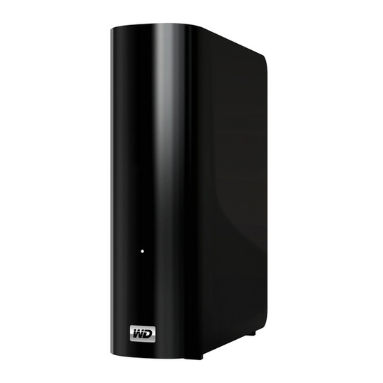 Western Digital My Book Essential WDBACW0010HBK