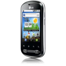 LG Optimus Me P350 Reviews