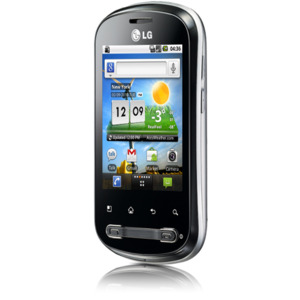 Photo of LG Optimus Me P350 Mobile Phone