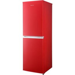 Russell Hobbs RH54FF170R 55cm Wide 173cm High Frost Free Fridge Freezer - Red Reviews
