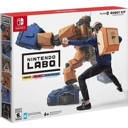 Nintendo Labo Robot Kit Reviews