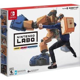 Nintendo Labo Robot Kit Reviews