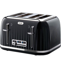 Breville Impressions VTT476 4-Slice Toaster - Black Reviews