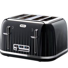 Breville Impressions VTT476 4-Slice Toaster - Black Reviews