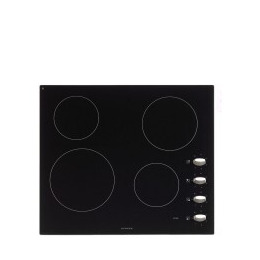 Stoves SEH600CRVGNT 60sm Built-In Electric Ceramic Hob with4 Cooking Zones and Rotar Reviews