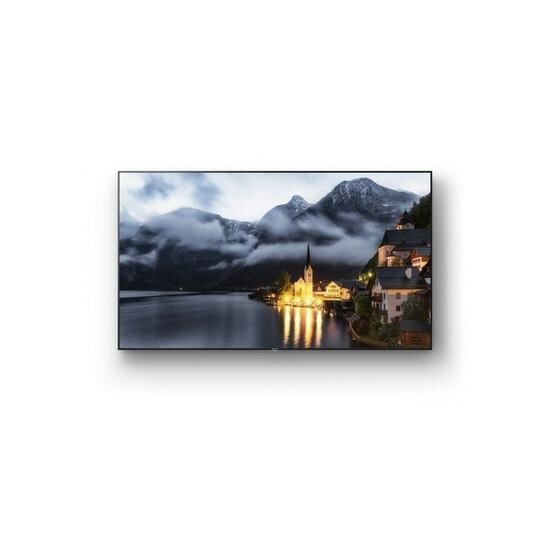 Sony FW 75XE9001 75 4K Smart Commercial TV with Android