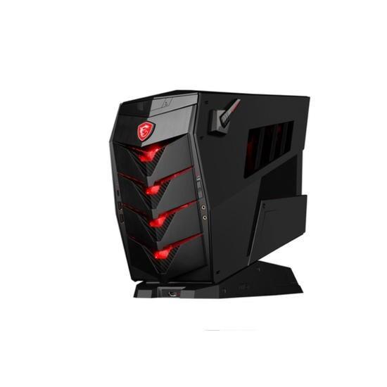 MSI Aegis 3 Core i5-7400 8GB 256GB SSD + 1TB DVD-SM GeForce GTX 1060 Windows 10 Gaming Desktop