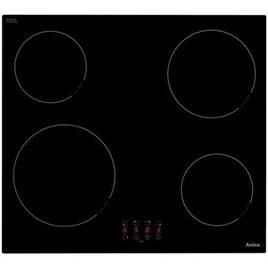 Amica ACH6420FR Frameless Touch Control 60cm Four Zone Ceramic Hob - Black Reviews