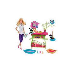 Photo of Barbie® I Can Be Panda Caretaker Playset & Doll Toy