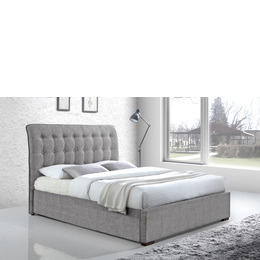Time Living Hamilton Fabric Bed Frame Reviews
