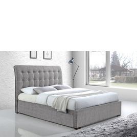 Time Living Hamilton Fabric Bed Frame Reviews