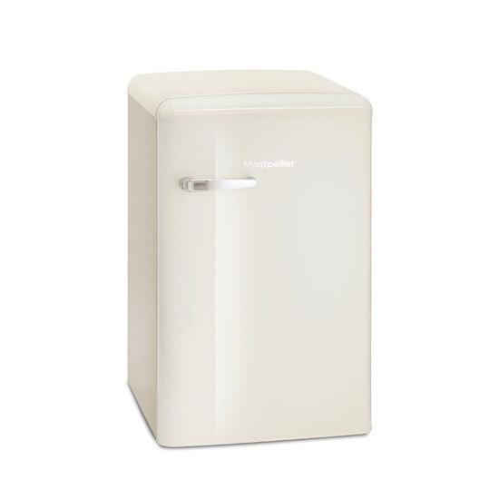 Montpellier MAB551C Mini Retro Icebox Fridge