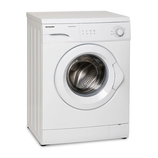 Montpellier MW7012P Freestanding Washing Machine
