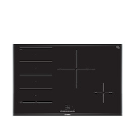 Bosch PXE875BB1E Black glass 4 zone induction hob Reviews