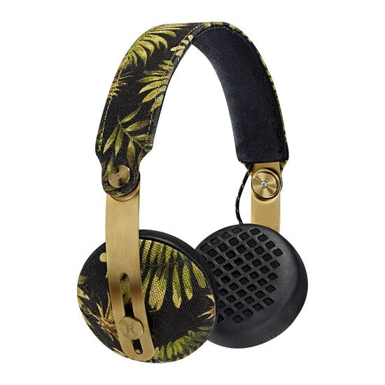House of Marley Rise BT Wireless Bluetooth Headphones - Palm