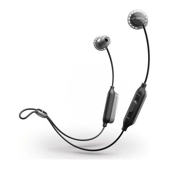 SOL REPUBLIC Relays Sport Wireless Bluetooth Headphones - Grey
