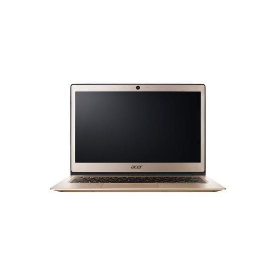ACER Swift Pentium N4200 4GB 128GB SSD 13.3 Inch Windows 10 Laptop in Gold
