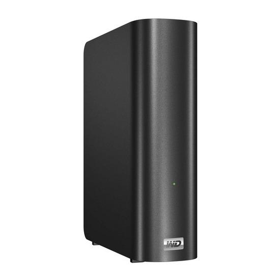 WESTERN DIGITAL My Book Live Network Drive - 1TB, Black