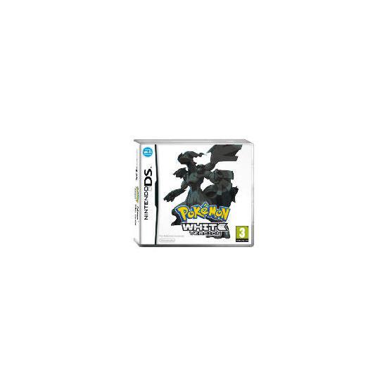 Pokemon White - DS